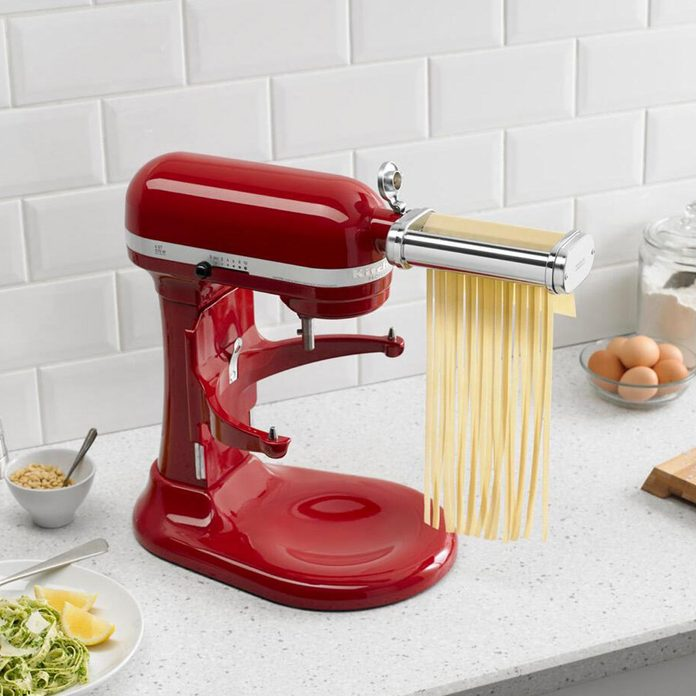 kitchen aid pasta maker