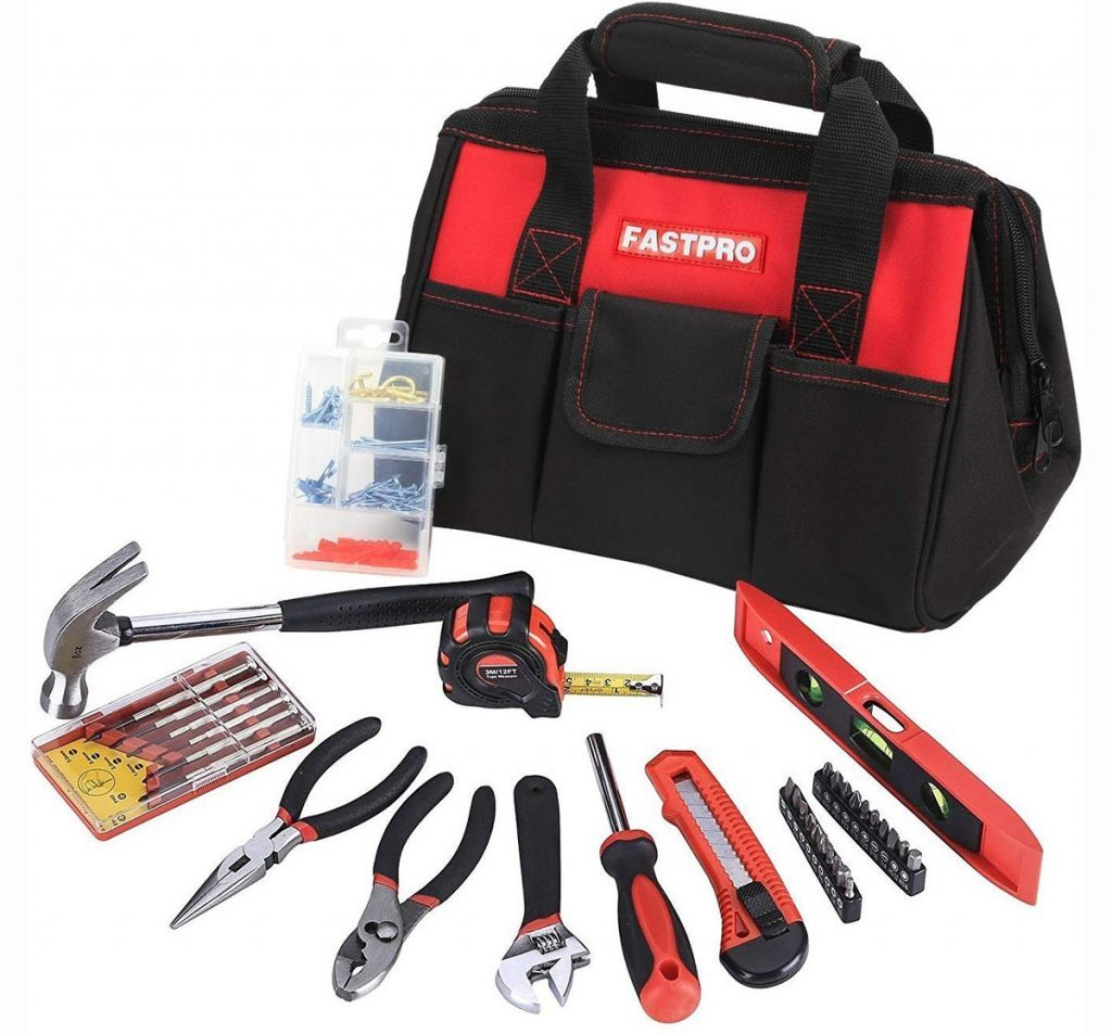 apartment tool set