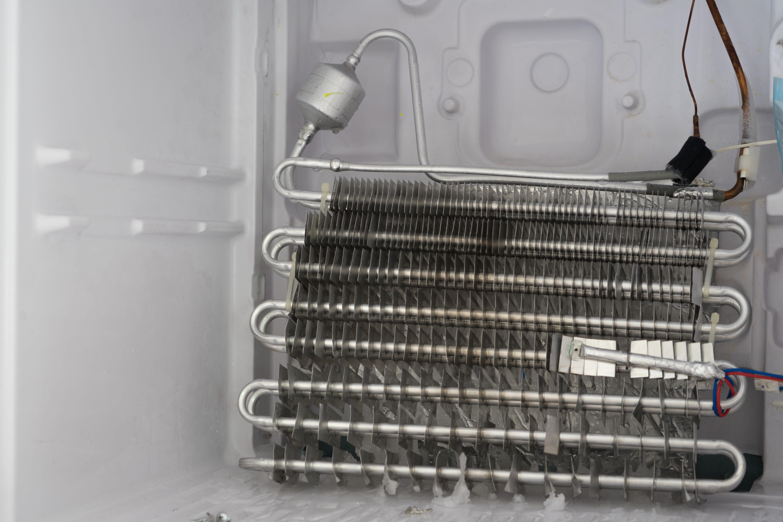 refrigerator kichen repair coil appliance