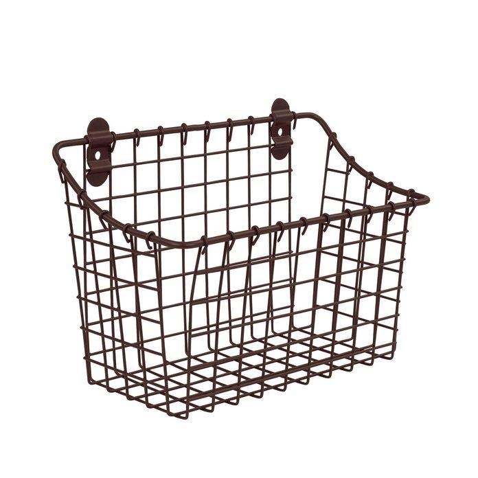 Wall basket