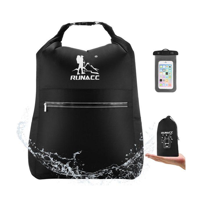 Waterproof backpack