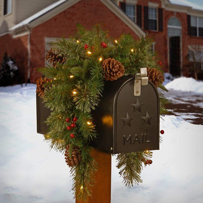 mailbox decoations