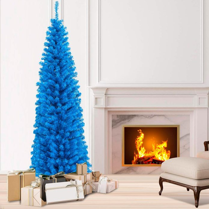 blue-tree