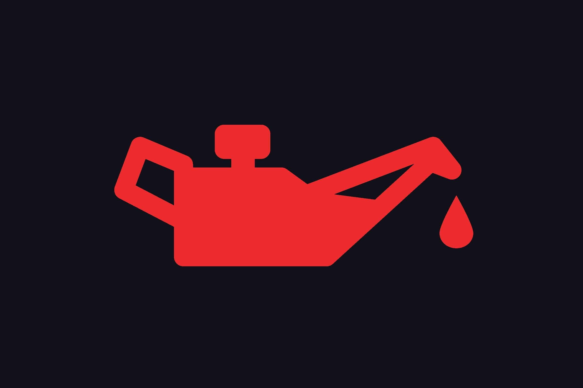 oil pressure symbol