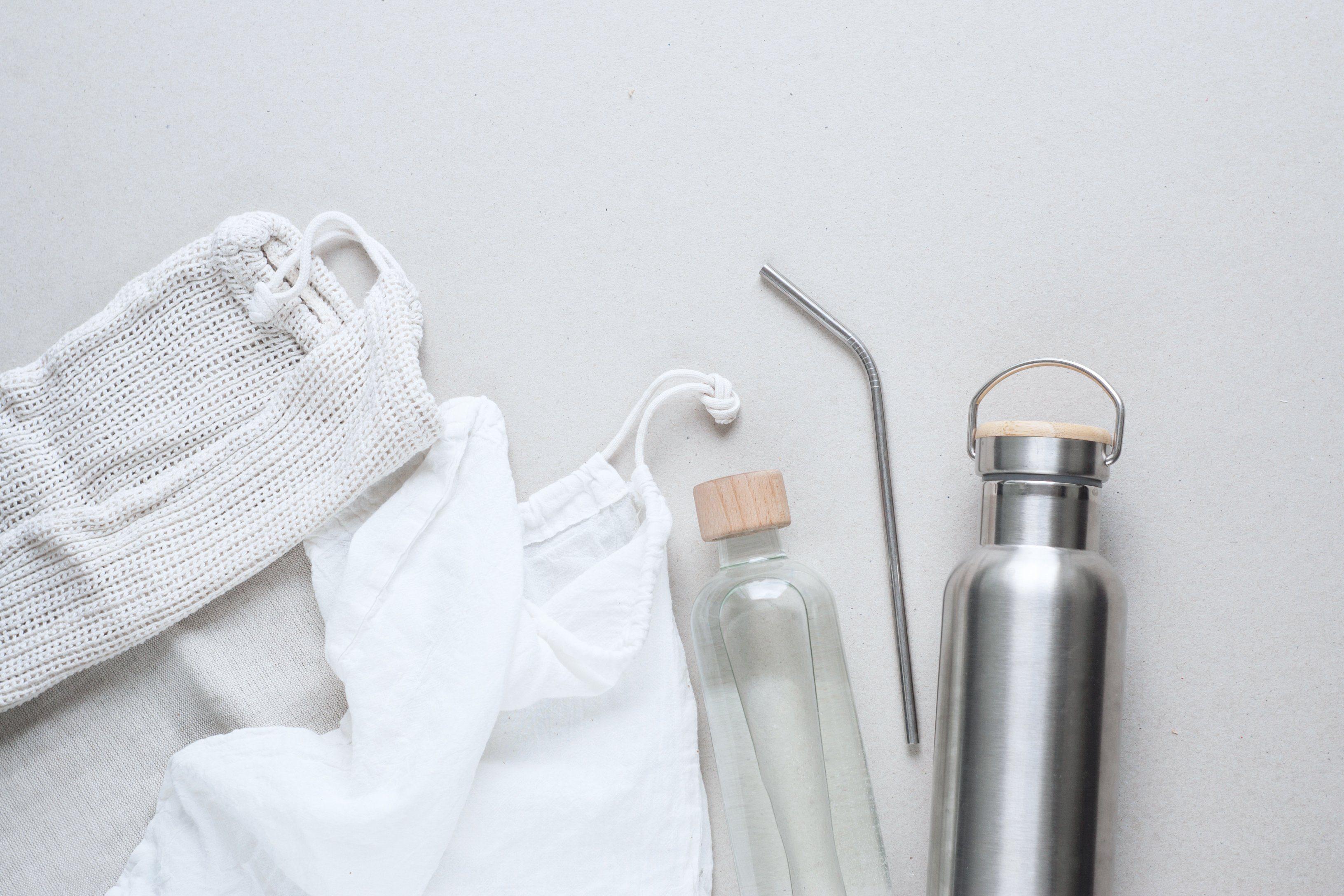 Zero Waste Starter Kit for shopping, Minimalism; Shutterstock ID 1141506737; Job (TFH, TOH, RD, BNB, CWM, CM): RD