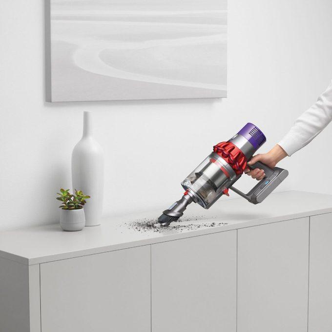 Dyson - Cyclone V10 Motorhead Cord-Free Stick Vacuum