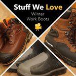 Stuff We Love: Timberland PRO Boondock Winter Work Boot