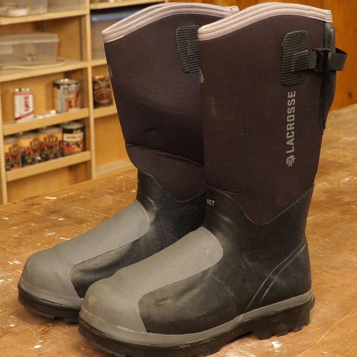 Lacrosse-Boot