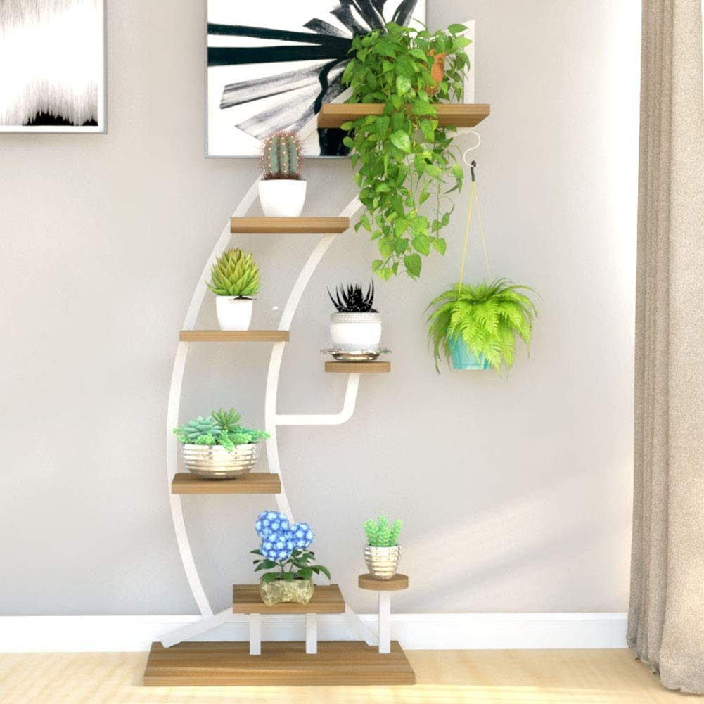 architectural plant stand