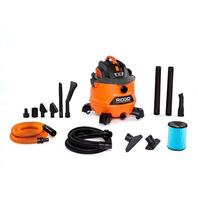 ridgid wet dry vacuum