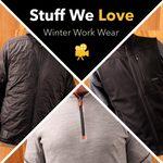Stuff We Love: New Winter Work Wear