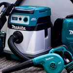 Makita's Line of Cordless Pro Cleaning Tools