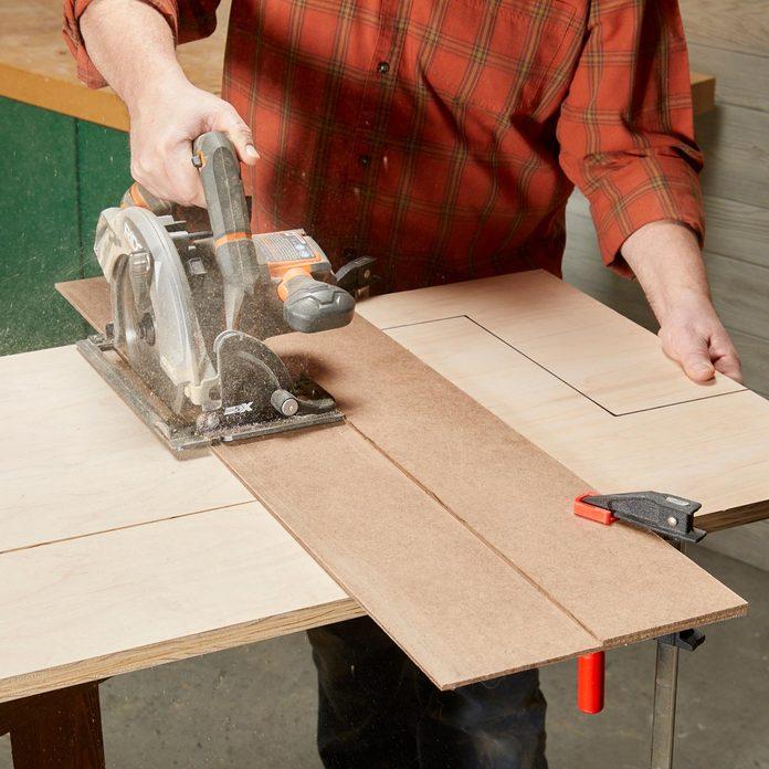 murphy bed cutting guide