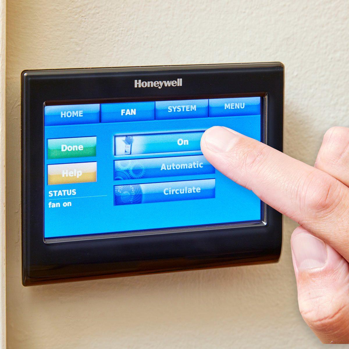 honeywell hvac controls