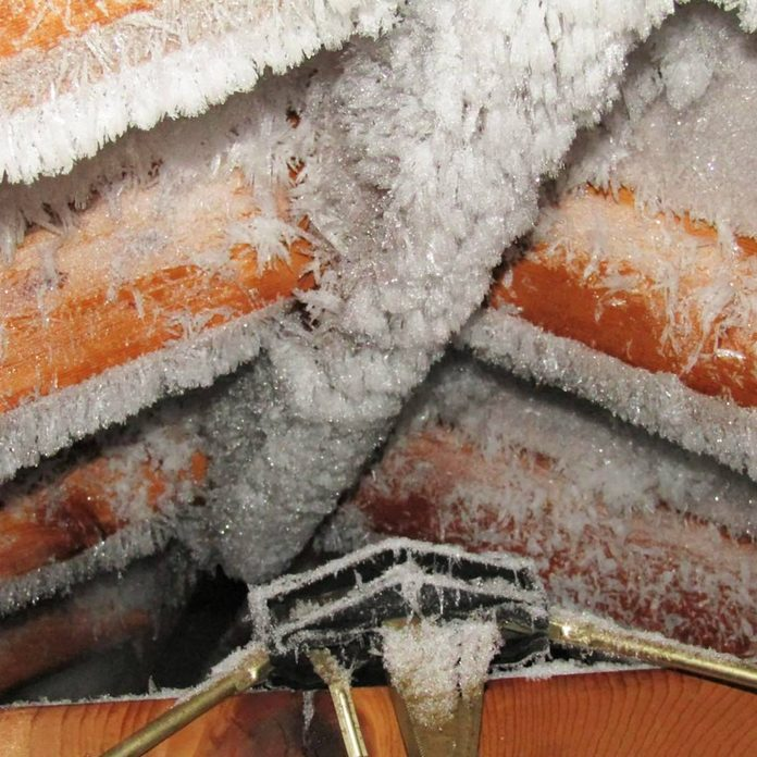 frosty attic whole house humidifier