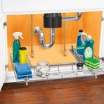 11 Best Under the Sink Organizers for the Bathroom and Kitchen
