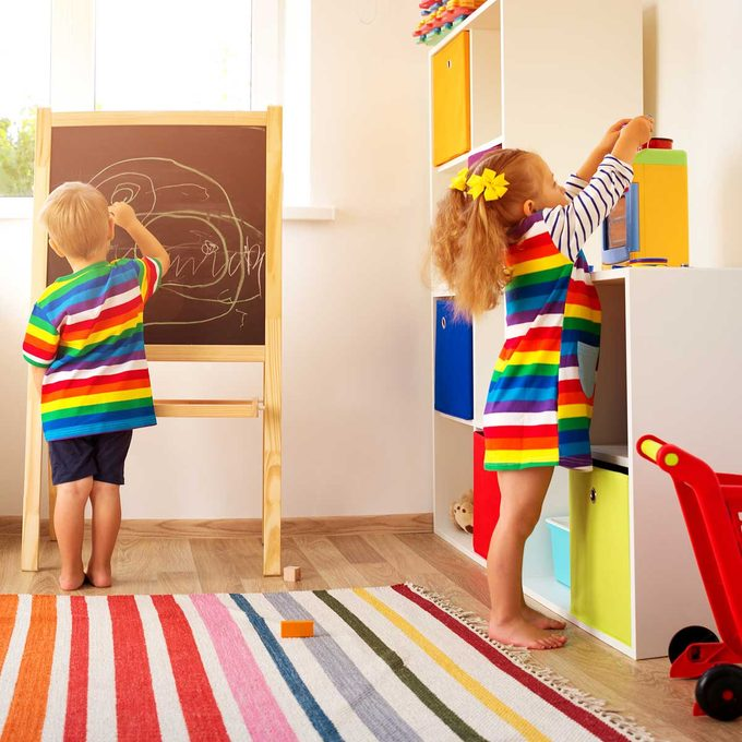 gender-neutral playroom