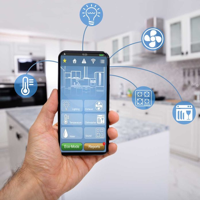home internet of things
