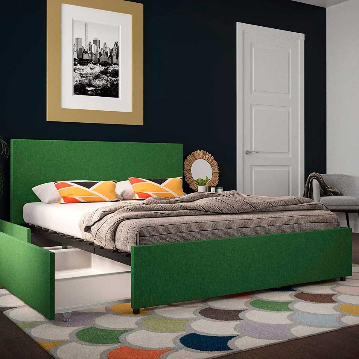 novogratz storage bed