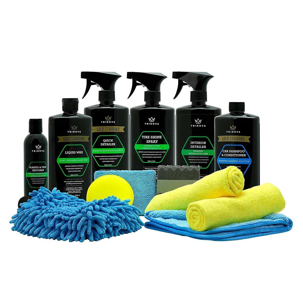 trinova car wash kit