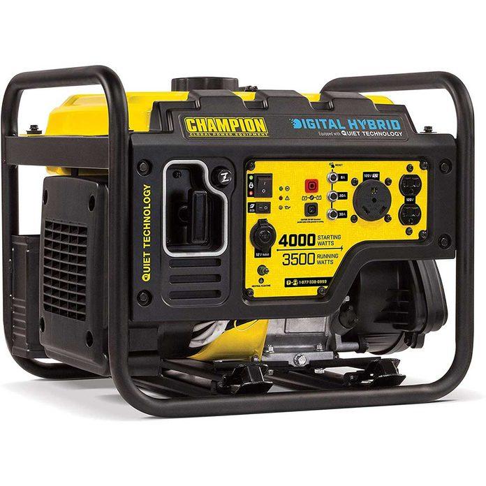 Photo of a hybrid Champion generator