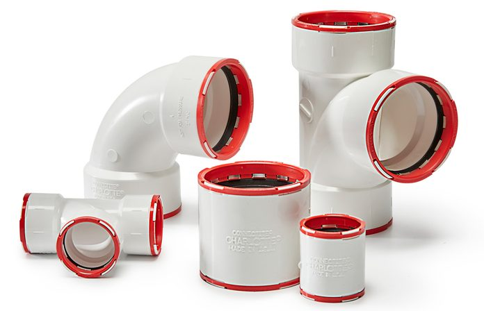 connecTite plumbing pipes