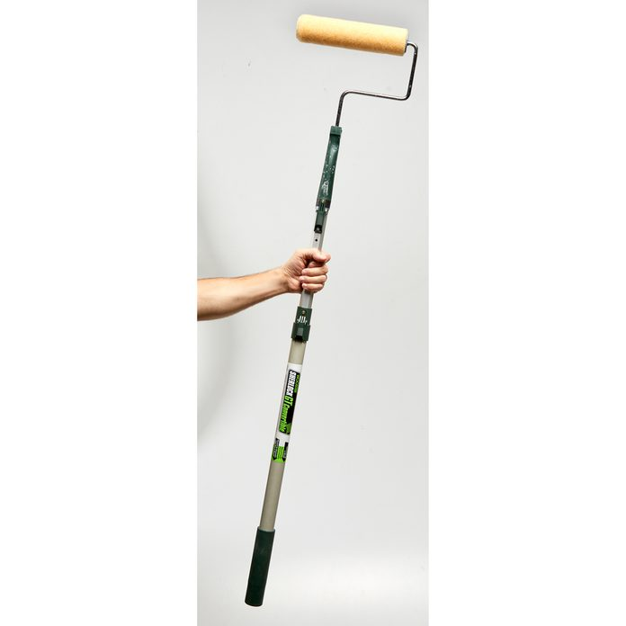 perfect length extension poll paint roller