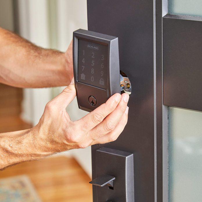 schlage encode smart dead bolt wi-fi lock