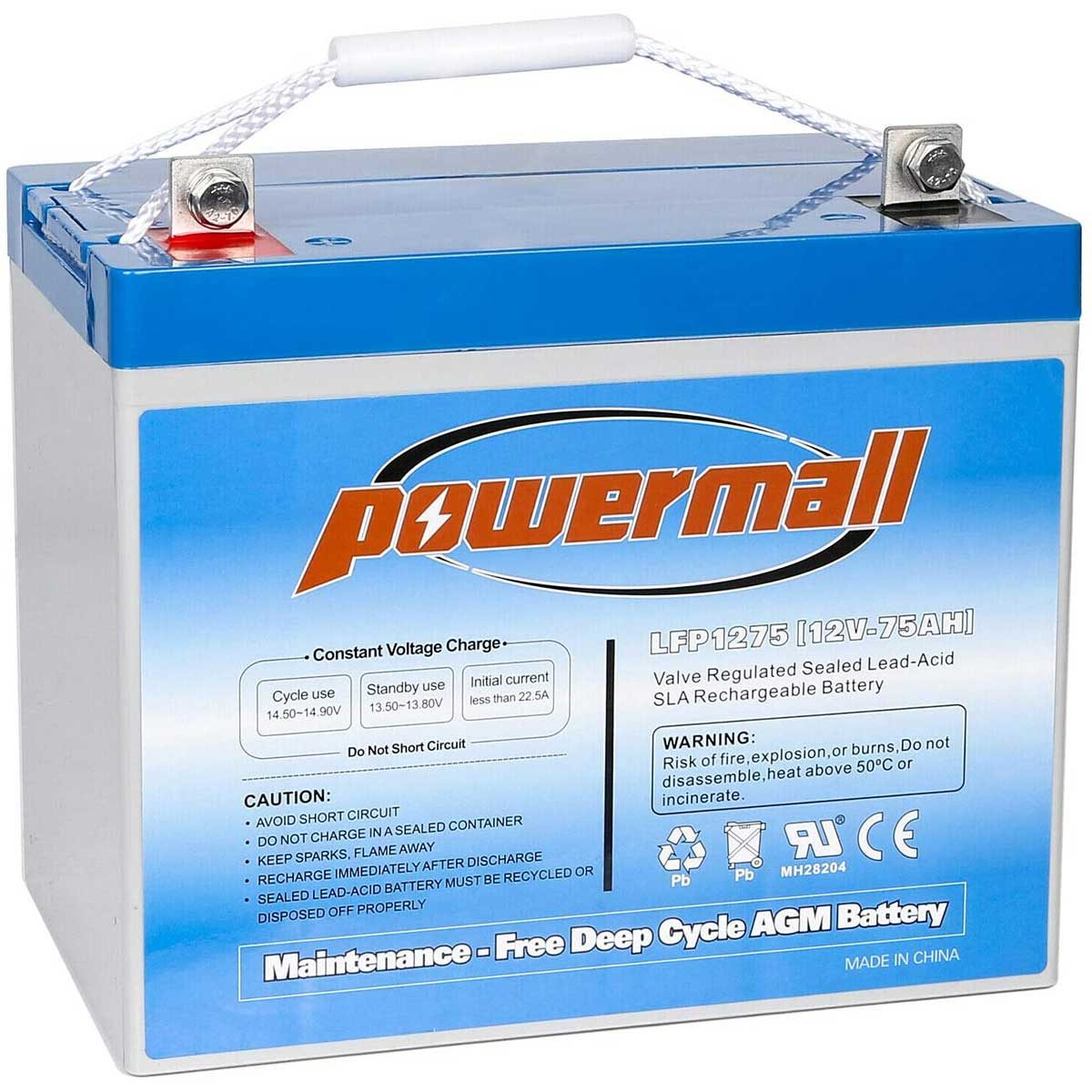 Powermall battery