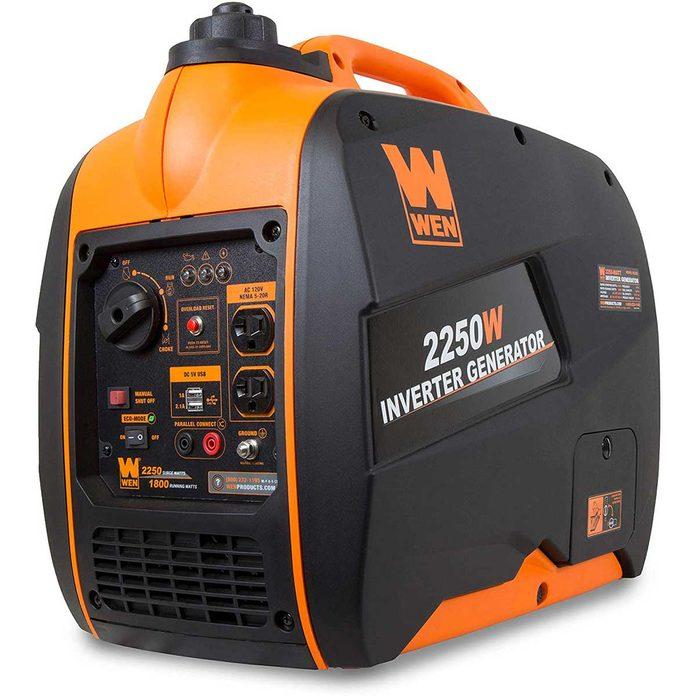 Photo of a Wen generator