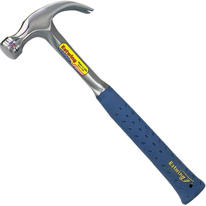 Clawed hammer