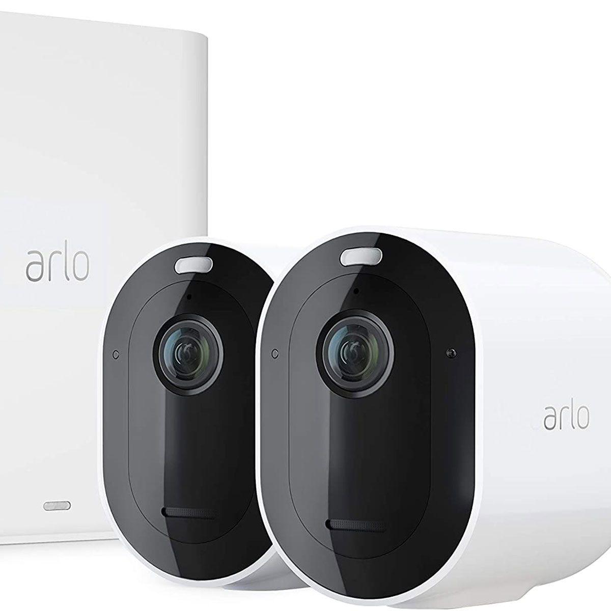 Arlo security cameras