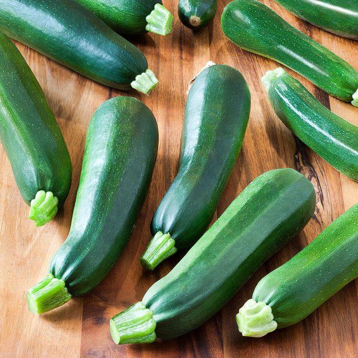 plant zucchinis
