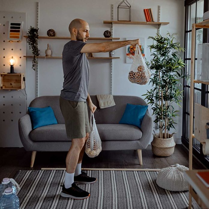 Grocery Bag Workout Gettyimages 1294178778