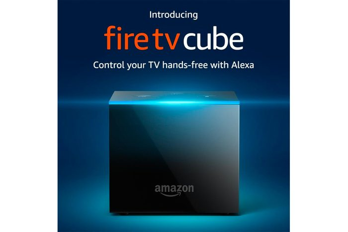 Fire cube