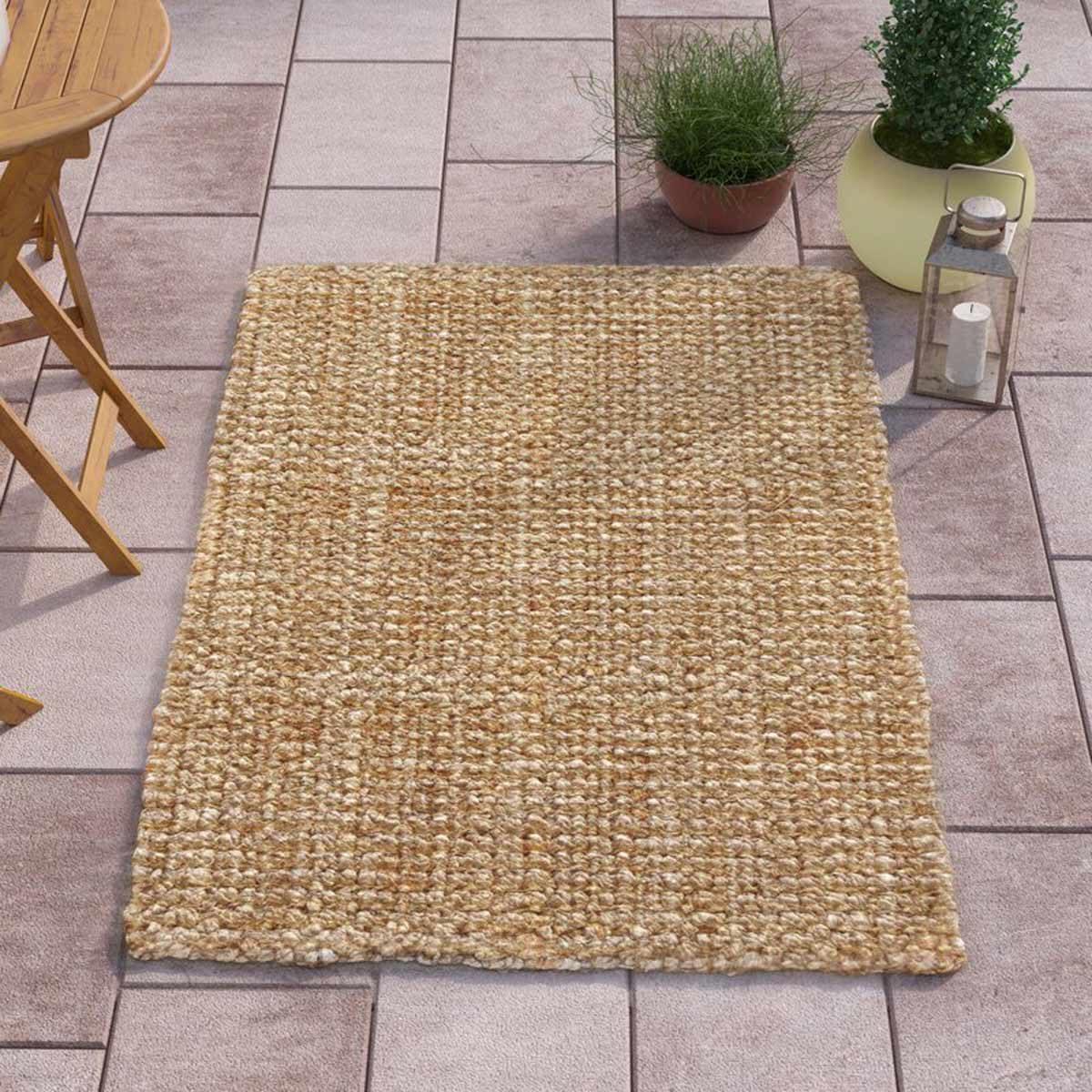 jute outdoor rug