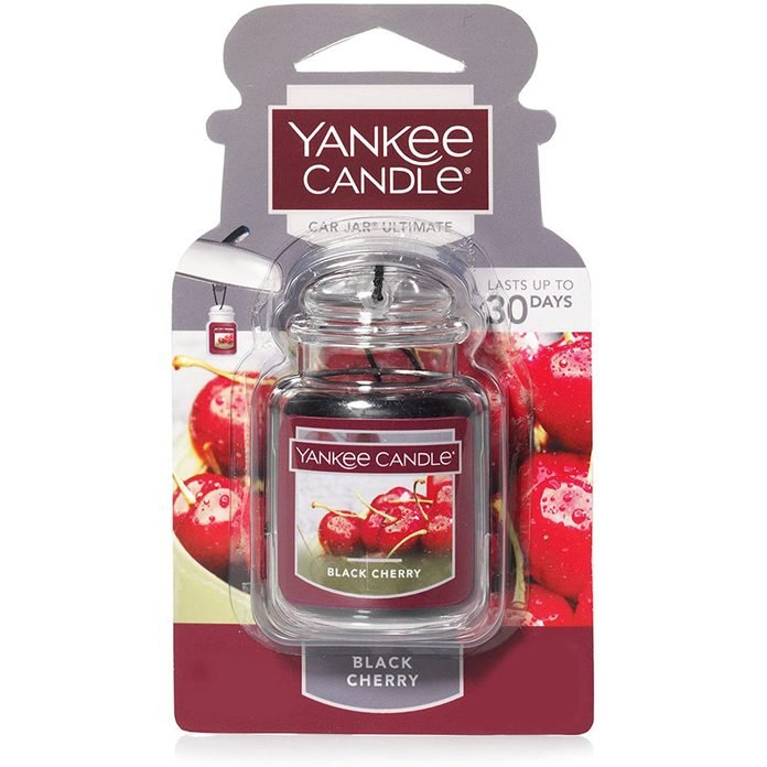 Candle air freshener