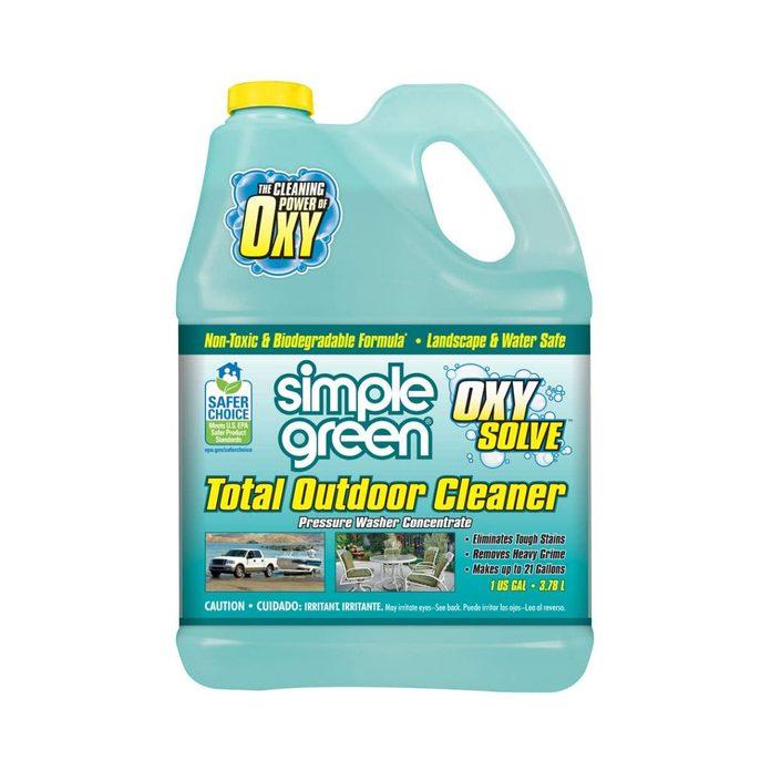 Outdoor cleaner