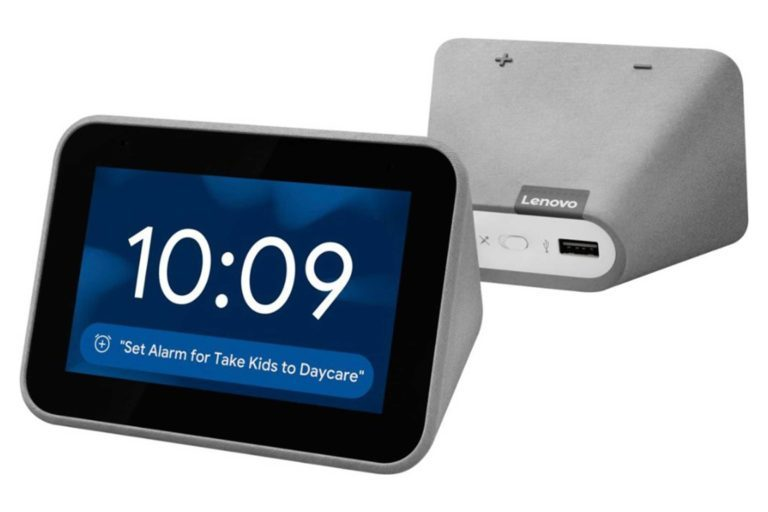 01_Smart-alarm-clock-for-Google-fans