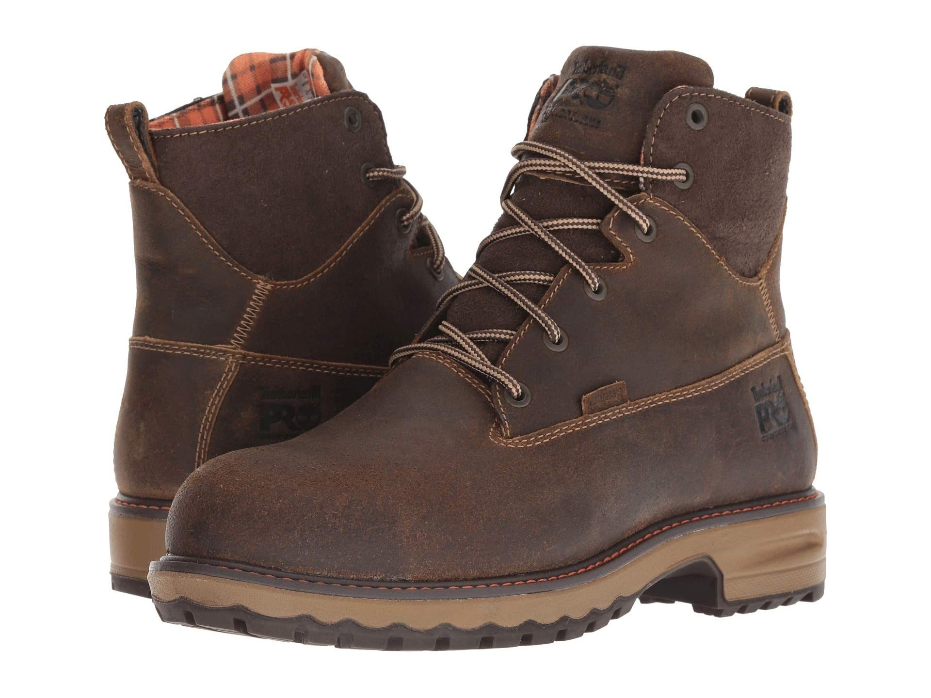 "Timberland PRO Hightower 6"" Safety Toe WP 400 Insulated work boots"
