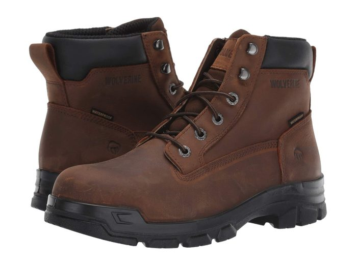 Wolverine Chainhand Steel Toe WP work boot