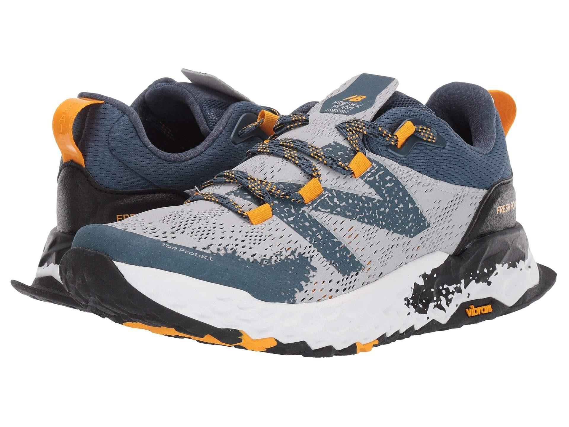 New Balance Fresh Foam Hierro v5 trail shoes