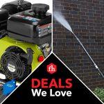Deals We Love: Pressure Washing