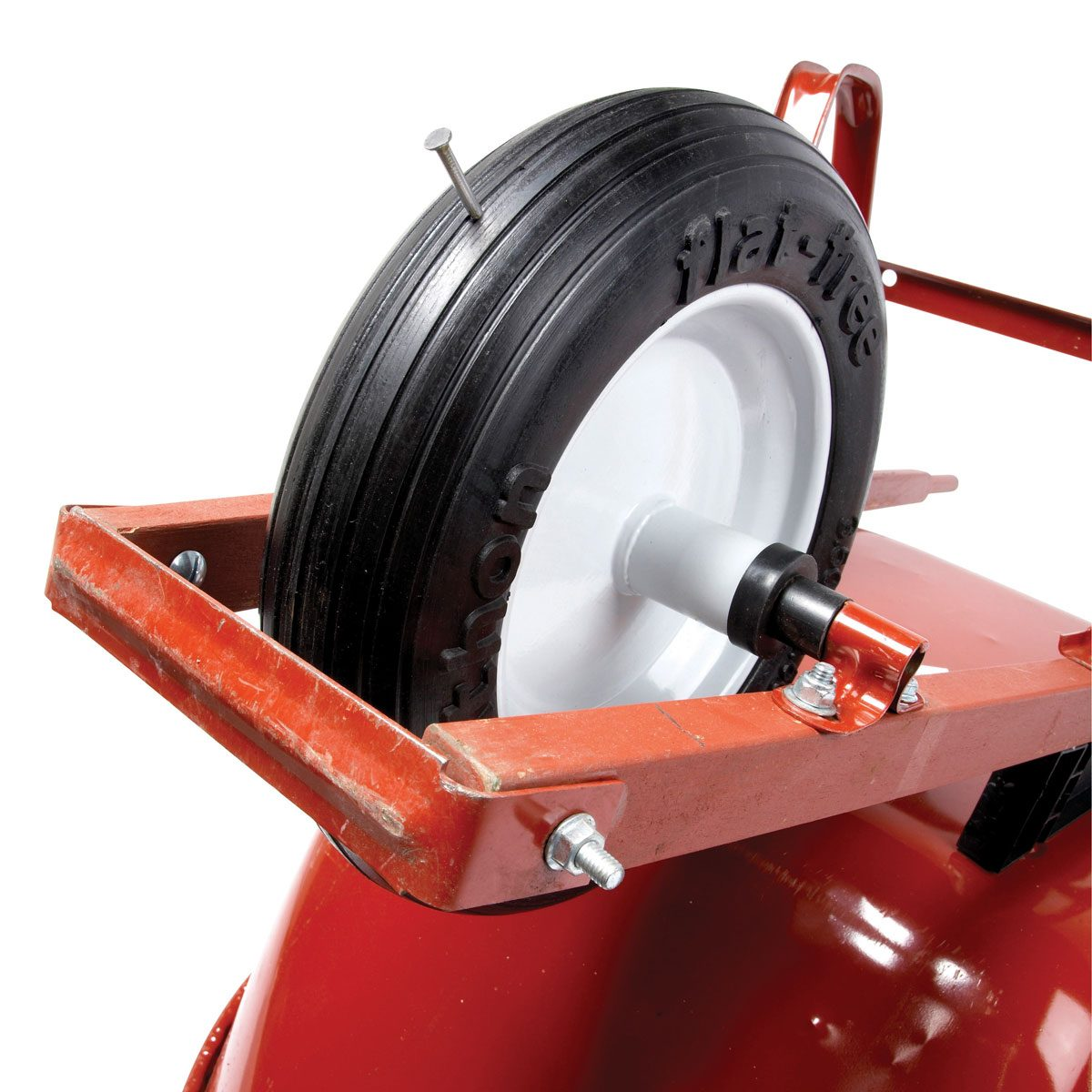 Flat-Proof Wheelbarrow Tire