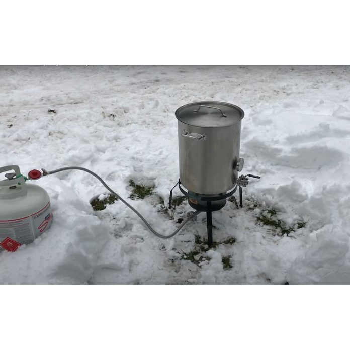 Set Up the Fryer
