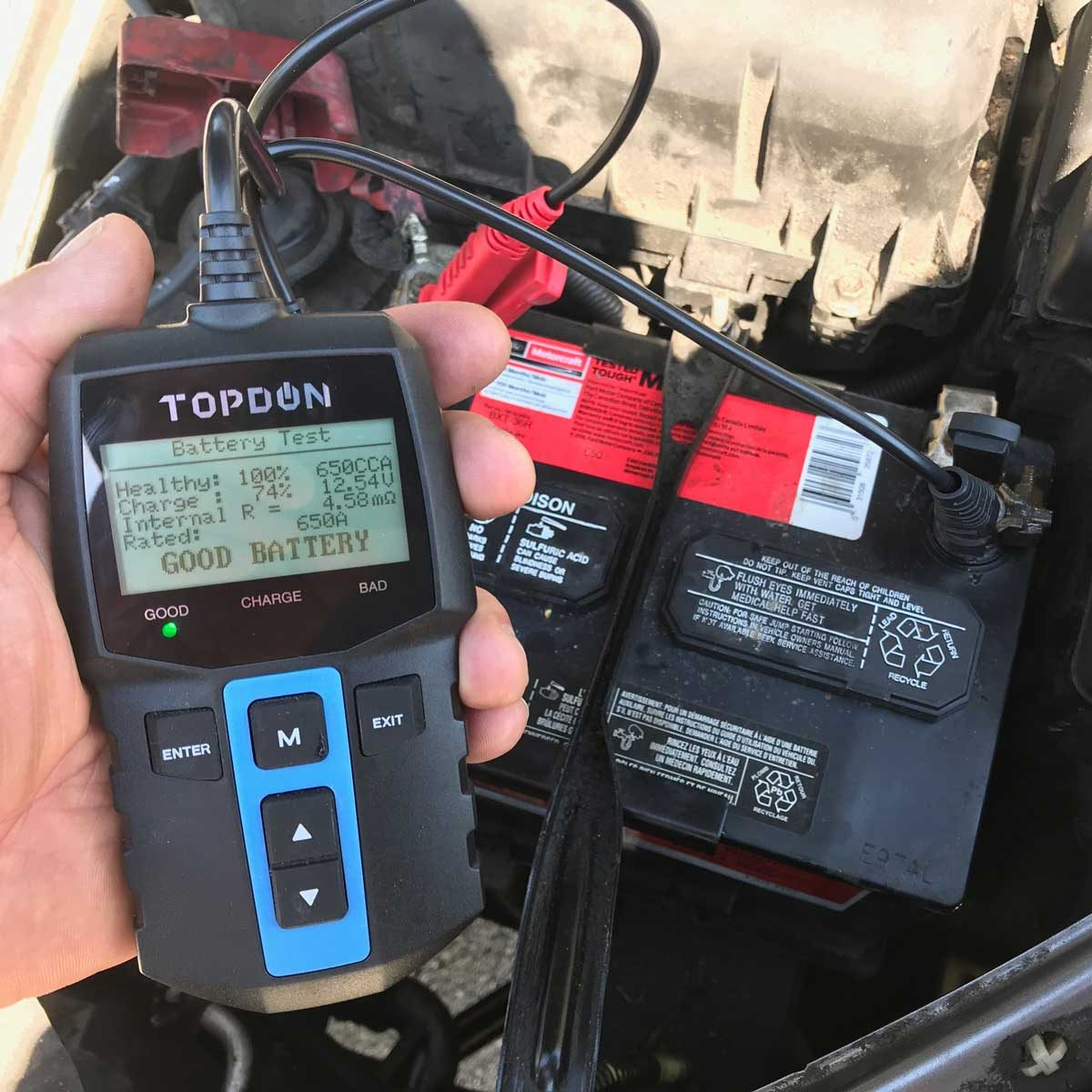 Test Voltage
