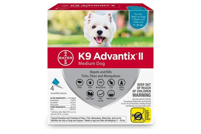 Flea and tick killer
