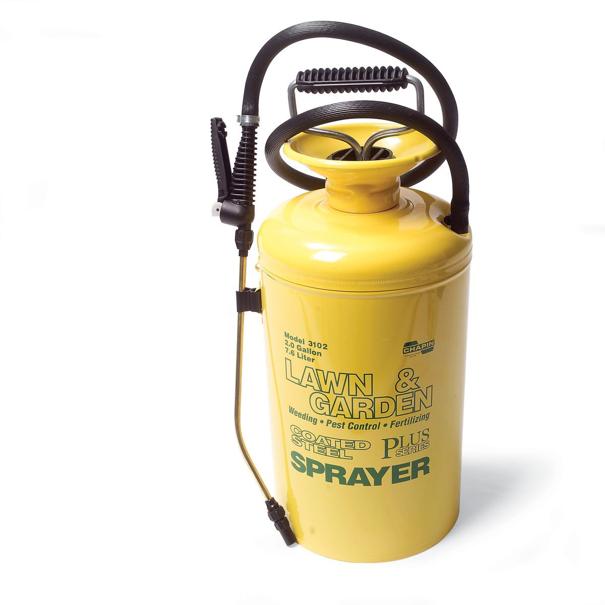 Weed sprayer