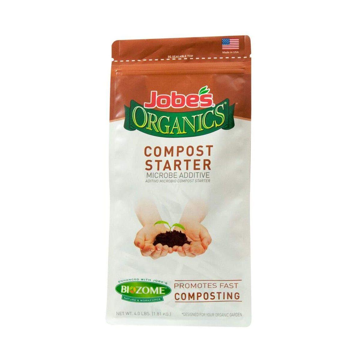 Compost starter