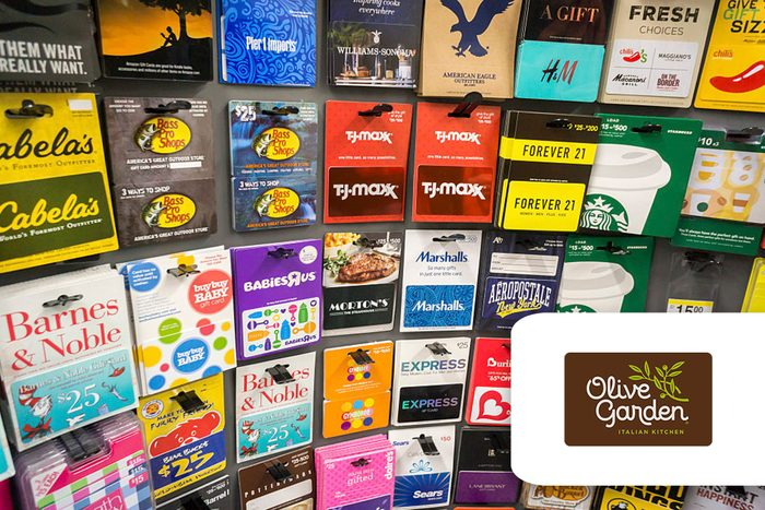 gift cards don't buy new buy used